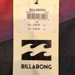 Billabong Swim - Billabong Men's Board Short Swimsuit Size 34